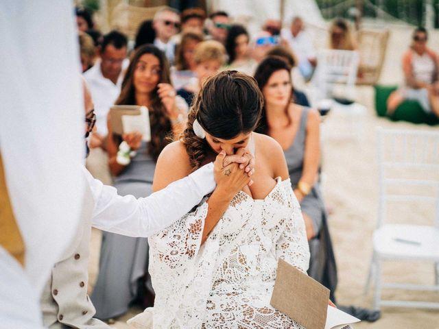 Il matrimonio di Fabio e Chiara a Villasimius, Cagliari 70