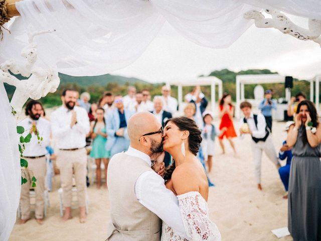 Il matrimonio di Fabio e Chiara a Villasimius, Cagliari 71