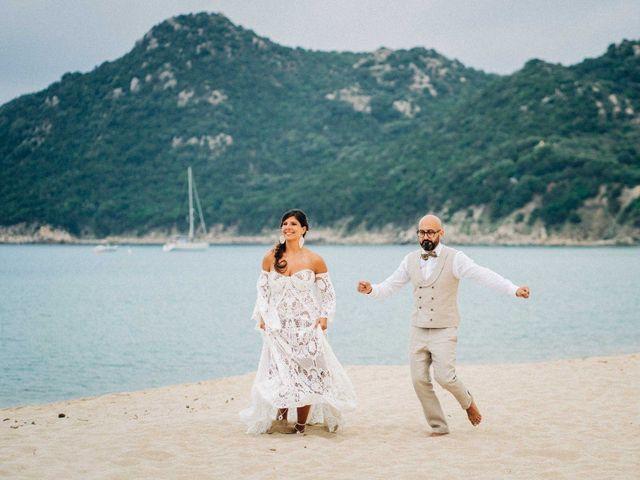 Il matrimonio di Fabio e Chiara a Villasimius, Cagliari 78