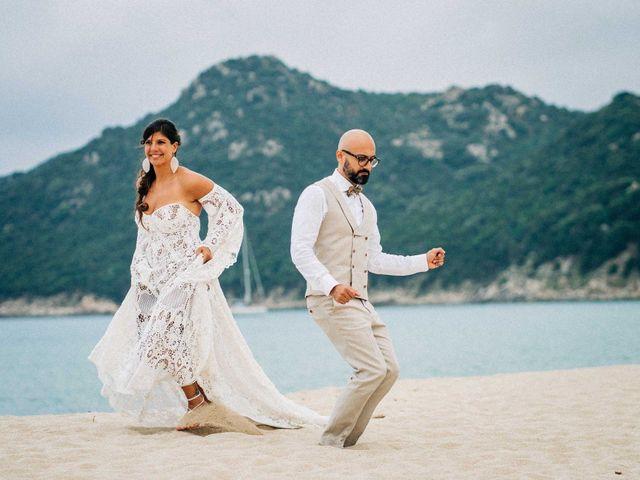 Il matrimonio di Fabio e Chiara a Villasimius, Cagliari 79