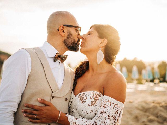Il matrimonio di Fabio e Chiara a Villasimius, Cagliari 86