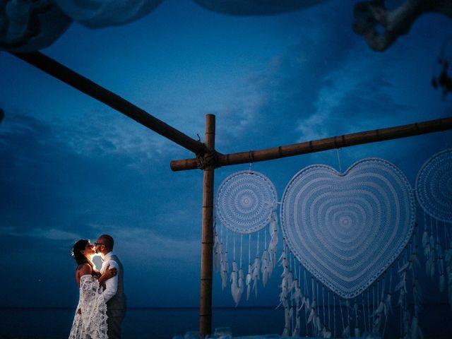 Il matrimonio di Fabio e Chiara a Villasimius, Cagliari 98
