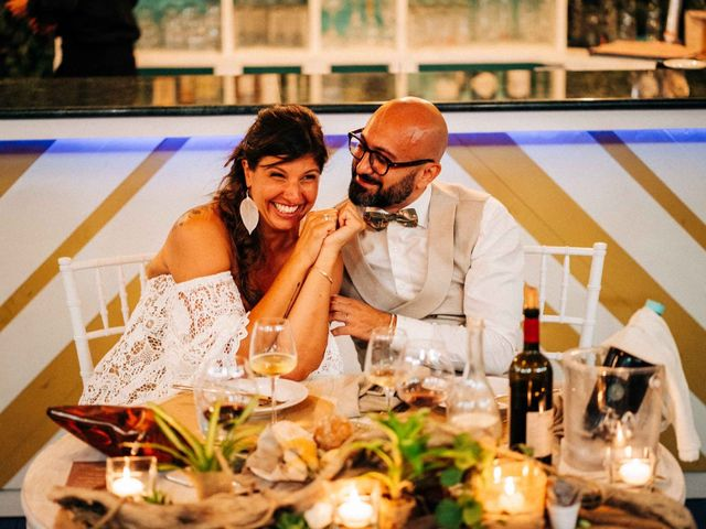 Il matrimonio di Fabio e Chiara a Villasimius, Cagliari 100