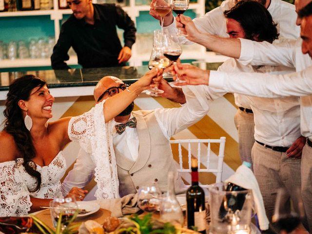 Il matrimonio di Fabio e Chiara a Villasimius, Cagliari 101