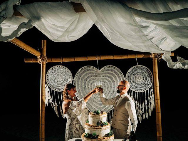 Il matrimonio di Fabio e Chiara a Villasimius, Cagliari 105