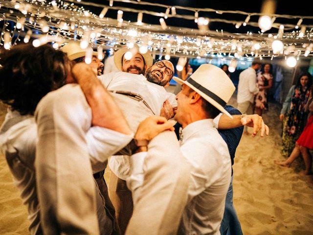 Il matrimonio di Fabio e Chiara a Villasimius, Cagliari 115