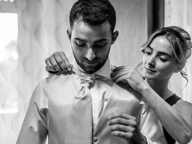 Il matrimonio di Riccardo e Sara a Malnate, Varese 8
