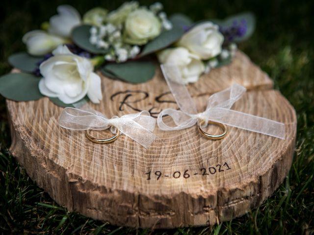 Il matrimonio di Riccardo e Sara a Malnate, Varese 13