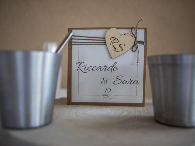 Il matrimonio di Riccardo e Sara a Malnate, Varese 16