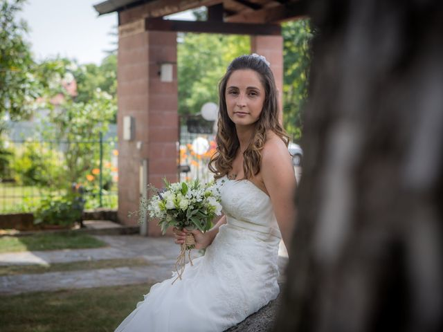 Il matrimonio di Riccardo e Sara a Malnate, Varese 24