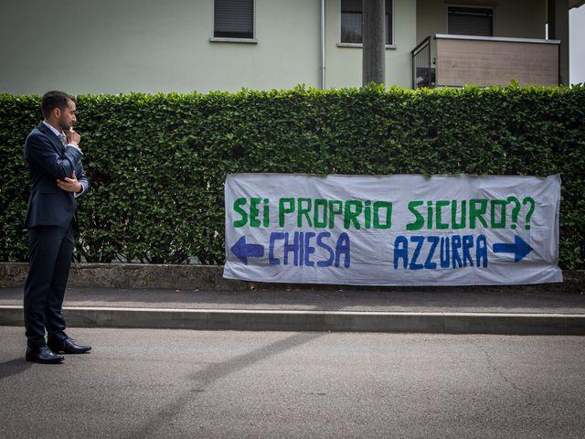 Il matrimonio di Riccardo e Sara a Malnate, Varese 26