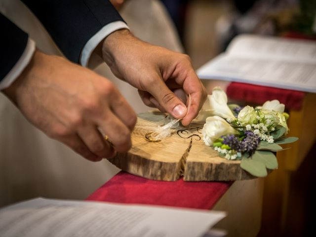 Il matrimonio di Riccardo e Sara a Malnate, Varese 31