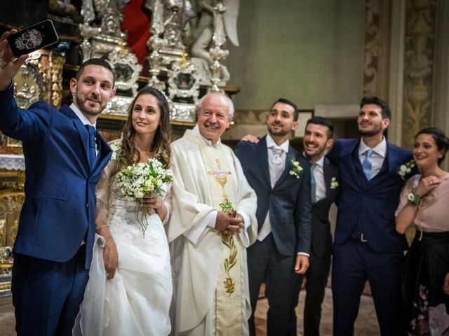 Il matrimonio di Riccardo e Sara a Malnate, Varese 2