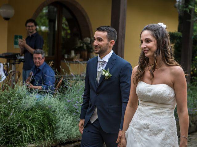 Il matrimonio di Riccardo e Sara a Malnate, Varese 38