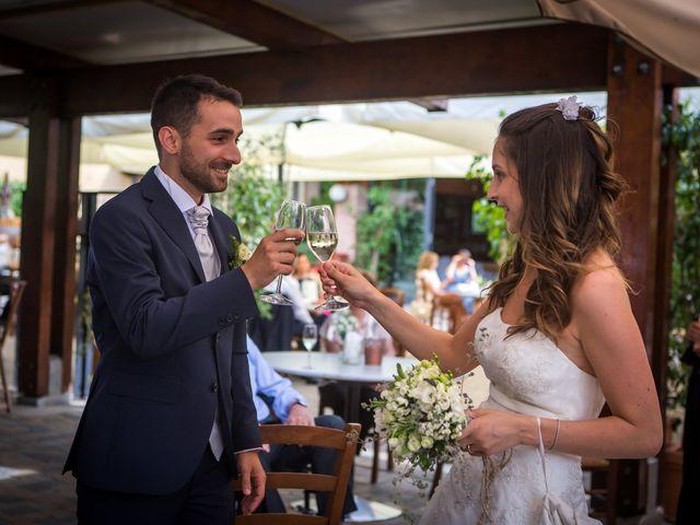 Il matrimonio di Riccardo e Sara a Malnate, Varese 39