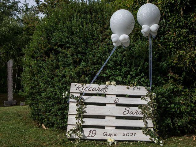 Il matrimonio di Riccardo e Sara a Malnate, Varese 40