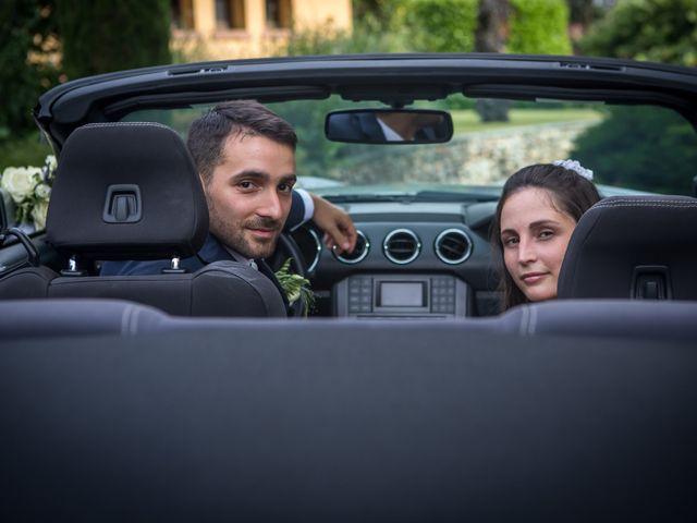 Il matrimonio di Riccardo e Sara a Malnate, Varese 45