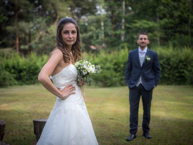 Il matrimonio di Riccardo e Sara a Malnate, Varese 47