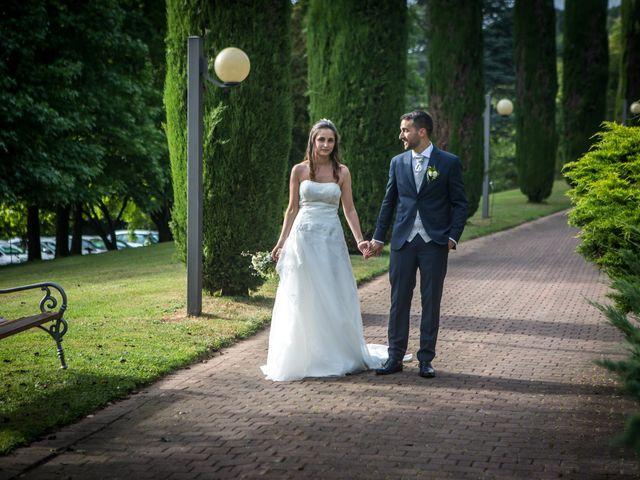 Il matrimonio di Riccardo e Sara a Malnate, Varese 48