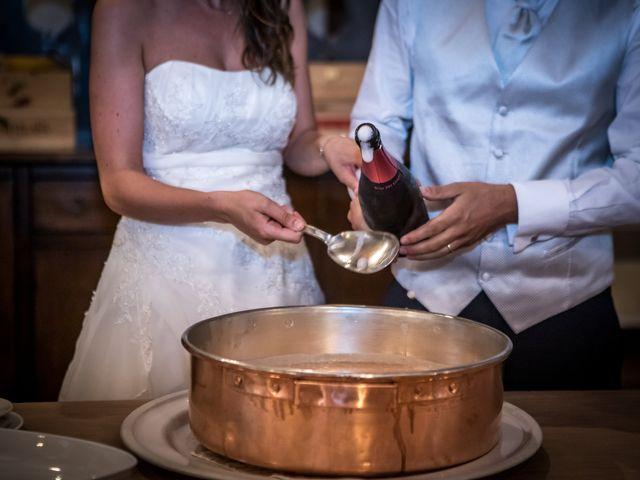 Il matrimonio di Riccardo e Sara a Malnate, Varese 53