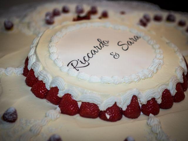 Il matrimonio di Riccardo e Sara a Malnate, Varese 57
