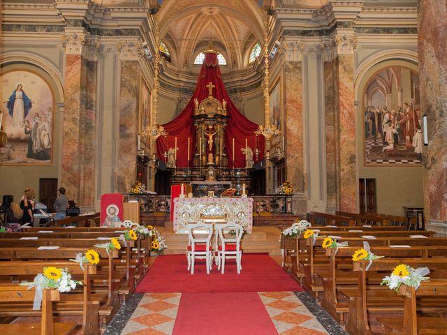 Il matrimonio di Maurizio e Silvia a Molteno, Lecco 1