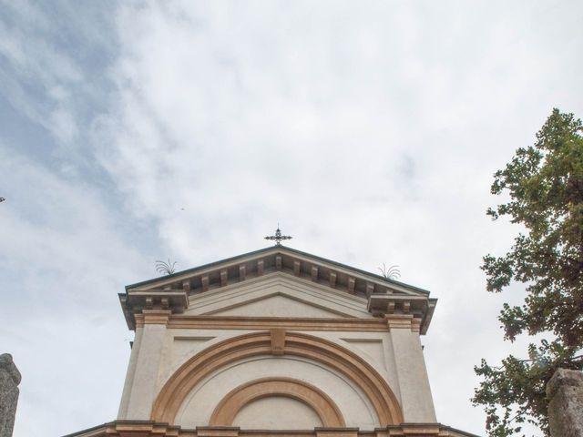 Il matrimonio di Maurizio e Silvia a Molteno, Lecco 13