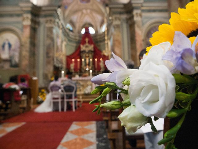 Il matrimonio di Maurizio e Silvia a Molteno, Lecco 14
