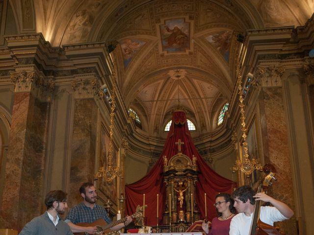 Il matrimonio di Maurizio e Silvia a Molteno, Lecco 17