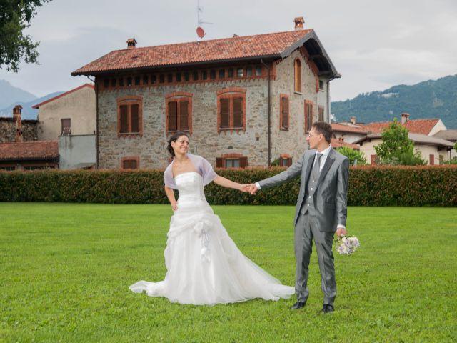 Il matrimonio di Maurizio e Silvia a Molteno, Lecco 18