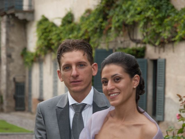 Il matrimonio di Maurizio e Silvia a Molteno, Lecco 19