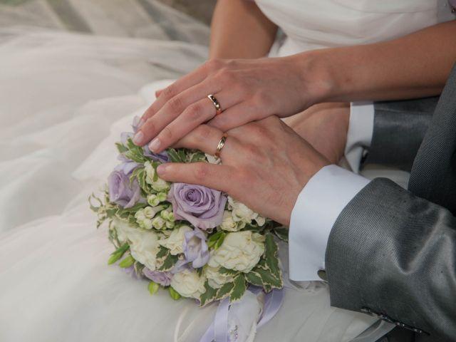 Il matrimonio di Maurizio e Silvia a Molteno, Lecco 30