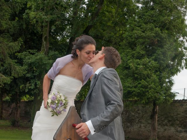 Il matrimonio di Maurizio e Silvia a Molteno, Lecco 33