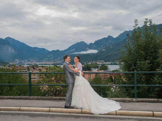 Il matrimonio di Maurizio e Silvia a Molteno, Lecco 34