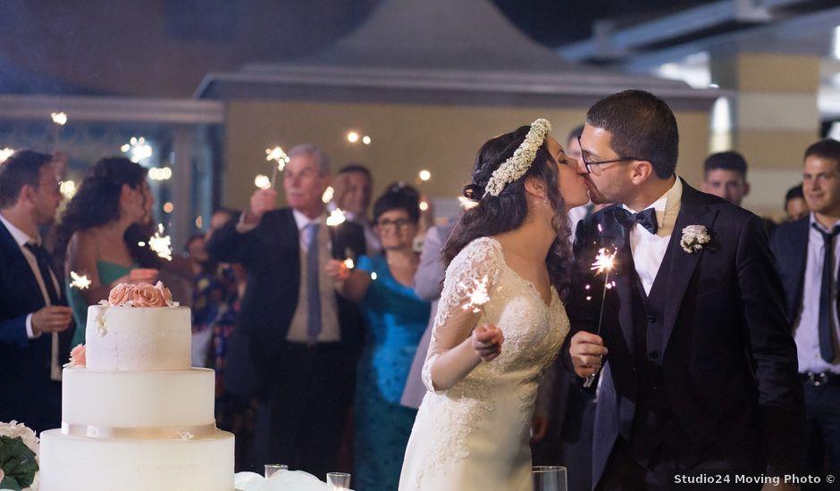 Il matrimonio di Paolo e Marialucia a Montoro Inferiore, Avellino