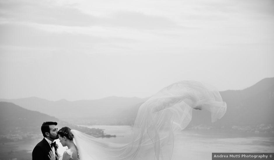 Il matrimonio di Emanuele e Elisa a Capriolo, Brescia