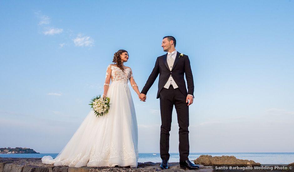 Il matrimonio di Angelo e Emanuela a Catania, Catania