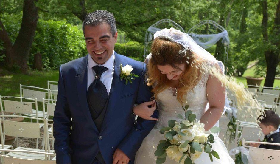 Il matrimonio di Marco e Giusy  a Sutri, Viterbo