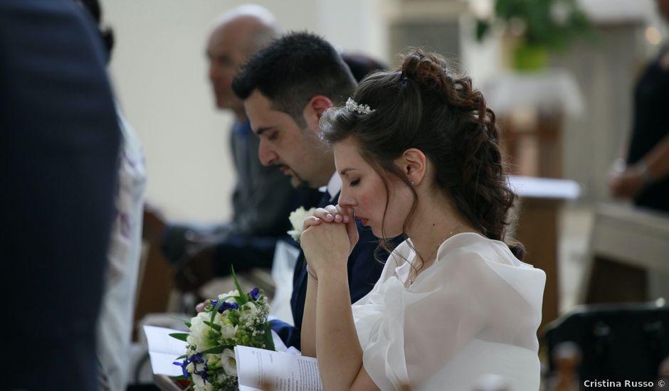 Il matrimonio di Cosimo e Sara a Rozzano, Milano