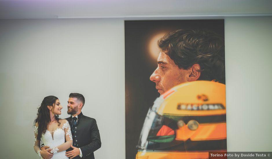 Il matrimonio di Domenico e Mariachiara a Torino, Torino
