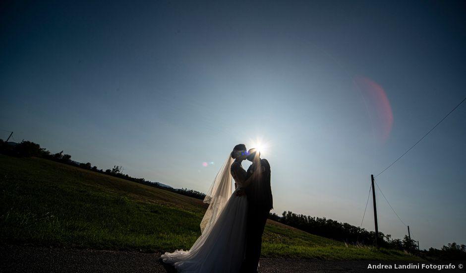 Il matrimonio di Rocco e Sara a Ponte dell'Olio, Piacenza