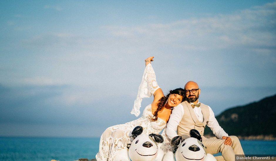 Il matrimonio di Fabio e Chiara a Villasimius, Cagliari
