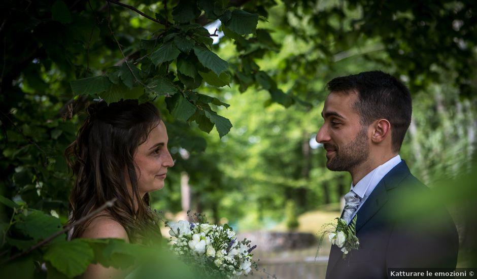 Il matrimonio di Riccardo e Sara a Malnate, Varese