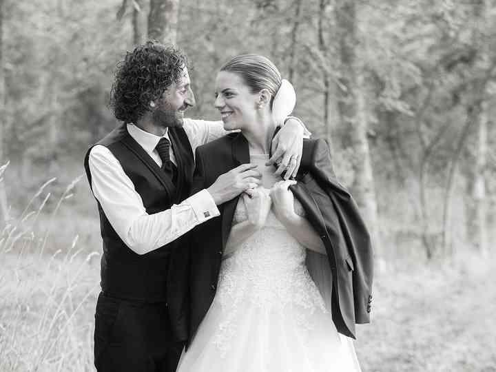 le nozze di Martina e Igor