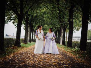 Le nozze di Dorothea e Sofia