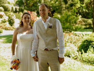 Le nozze di Carole e David 1