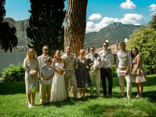 Le nozze di Carole e David 2