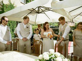 Le nozze di Carole e David 3
