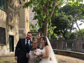 Le nozze di Marco e Francesca  1