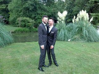 Le nozze di Alberto e Mattia